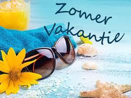 Afbeeldingsresultaat voor zomervakantie